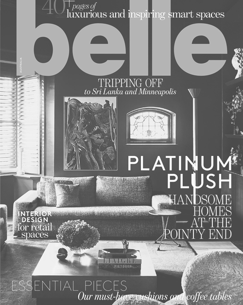 Belle Magazine    Aug/Sept 2018