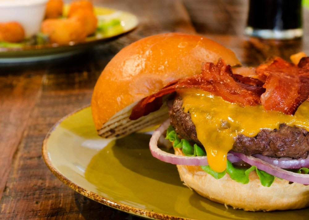 The Green Room Burger - The Green Room