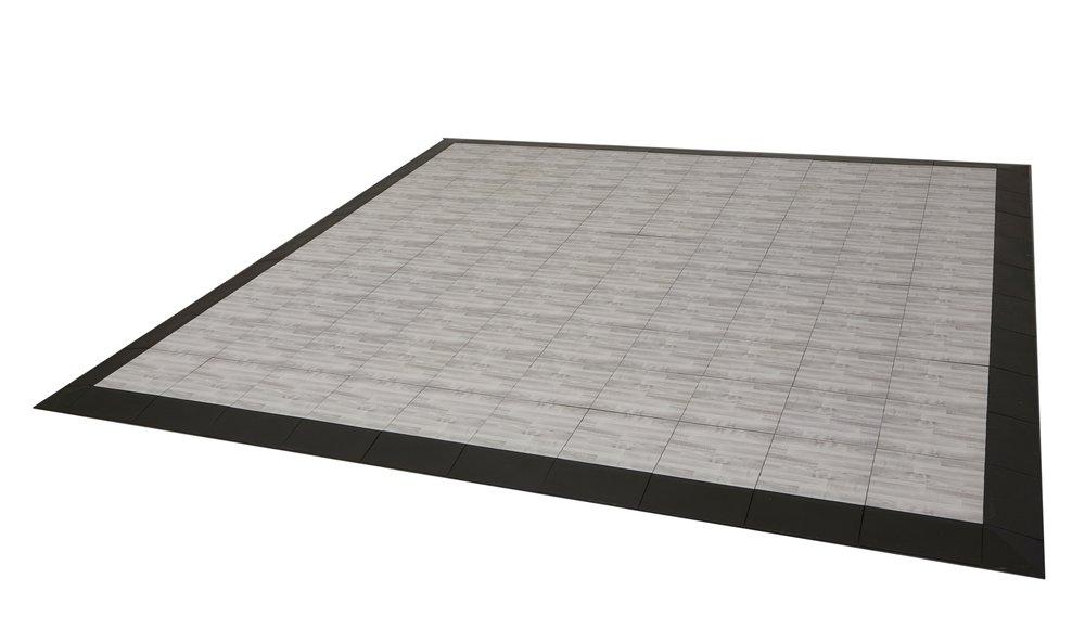 Exhibition Booth Flooring : Exhibit display floors u everblock flooring