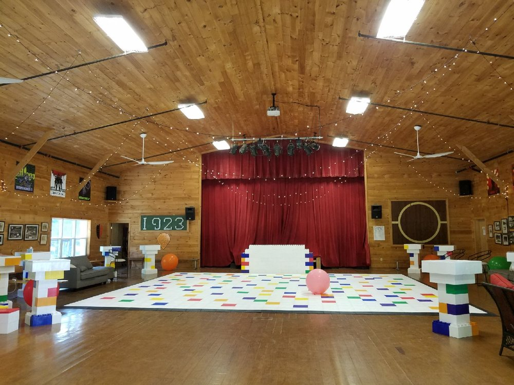 everblock flooring wedding dance floor