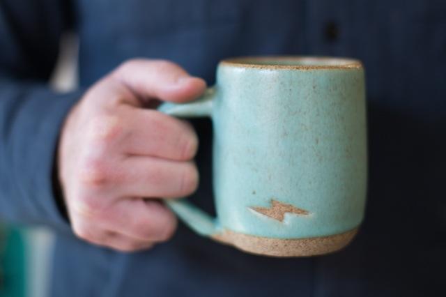 Golden Ratio Clay Works  Mug