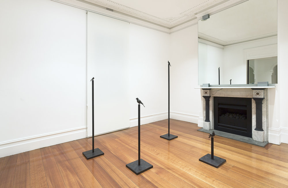 Installation view Photograph: Jessica Maurer