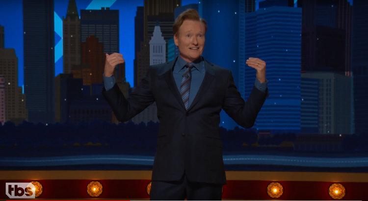 Foto: TBS Network - Conan en su monólogo de despedida