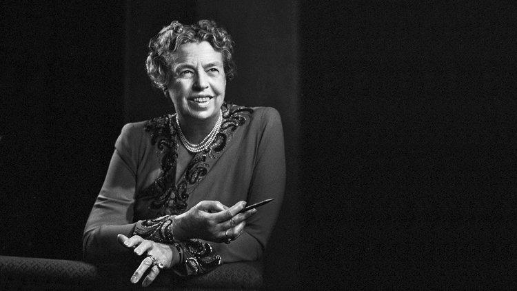 Eleanor Roosevelt abogó por mejorar las pobres condiciones laborales presentadas en el libro