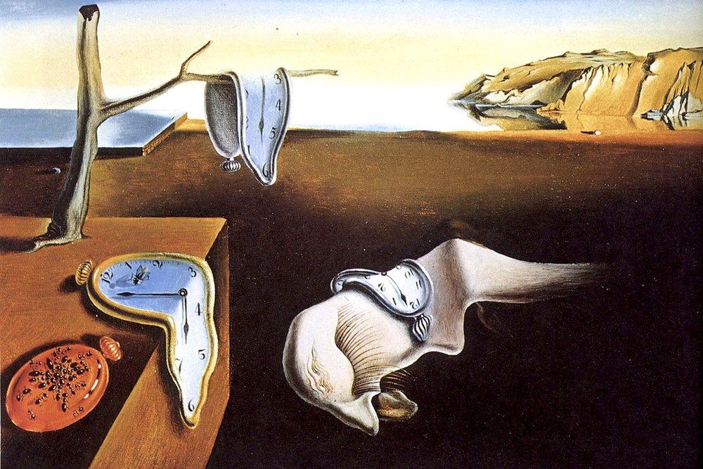 La persistencia de la memoria - Salvador Dalí (1931)