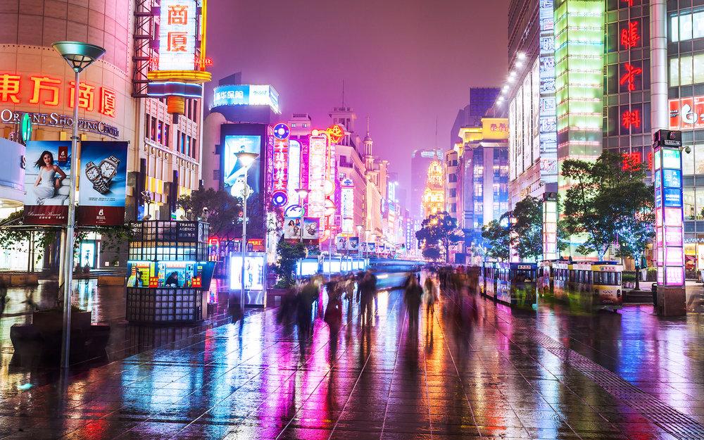 China es un lugar maravilloso y diferente como pocos lugares que he ido, pero sumamente estresante de recorrer y no apto para gente nerviosa.
