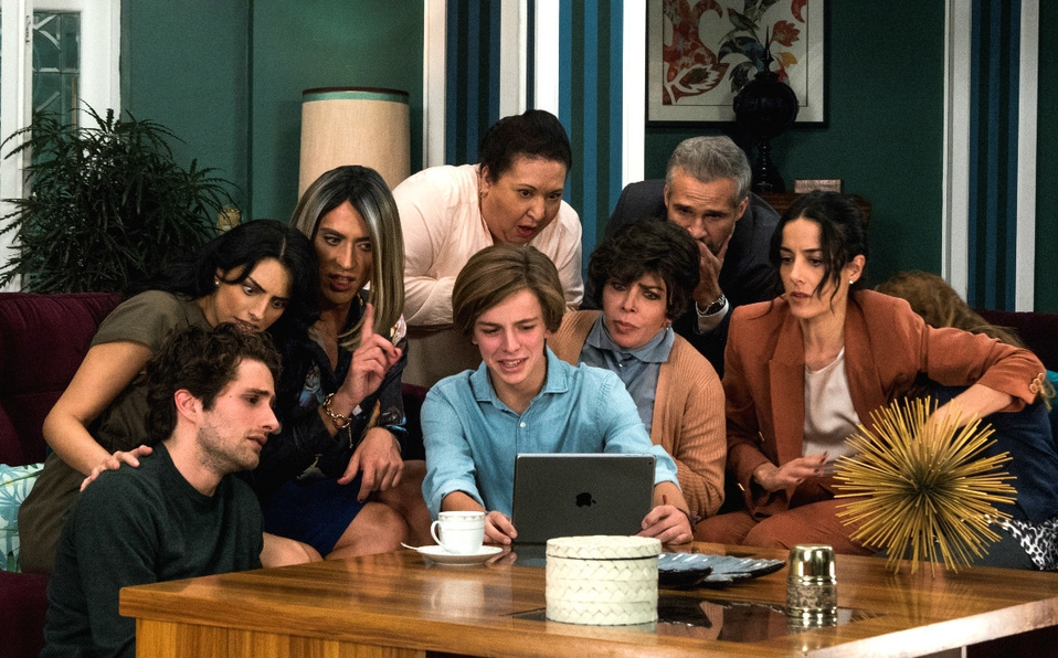 Netflix convocó a un elenco de lujo que es pieza clave en el éxito de la serie.