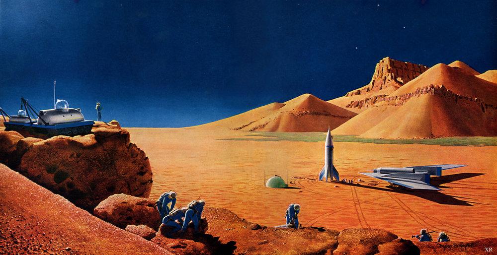 Chesley Bonestell inspiración viaje estrellas.jpg