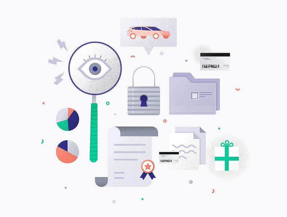 Go Insurance - WEB DESIGN, ILLUSTRATION