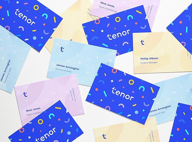 Our Tenor case study will be up on the site this week! #branding #businesscards . . . . #print #logodesign #casestudy #tenor #brand #branddesign #branddesigner #graphicdesign #logodesinger #marketing #brandidentity #logotype #type #logoinspiration