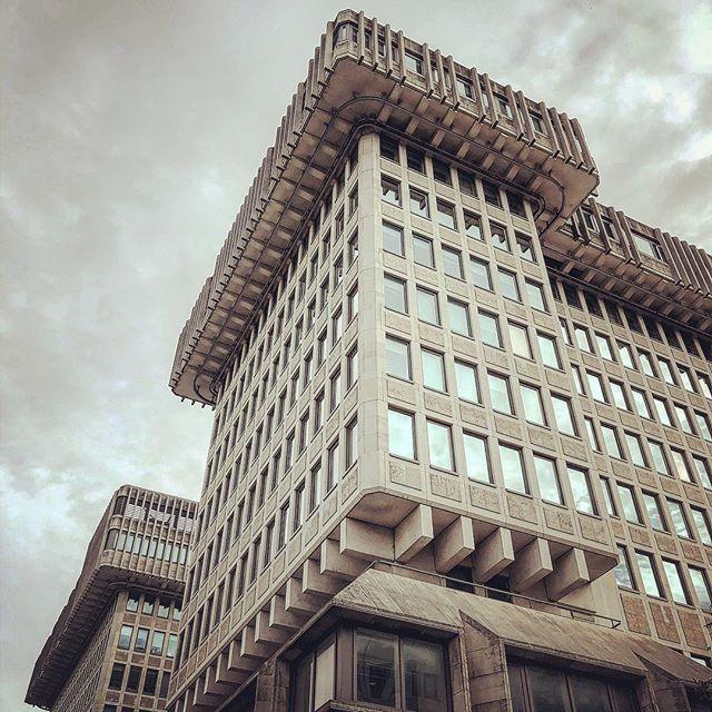 #brutalism in #london