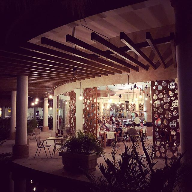 #christmasunderthesun #mexico #yucatan #feliznavidad #amazingrestaurant