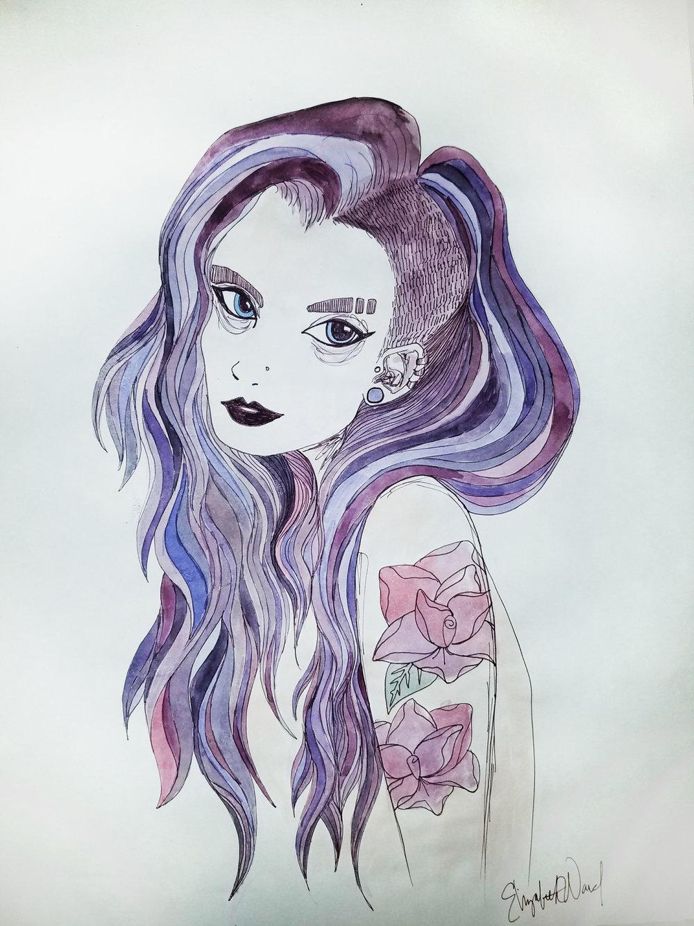 Purple Hair Portrait.jpg