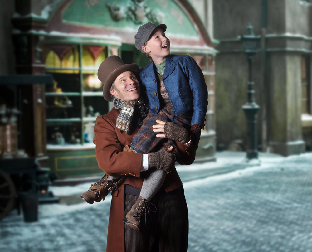 A Christmas Carol - Repertory Theatre St. Louis