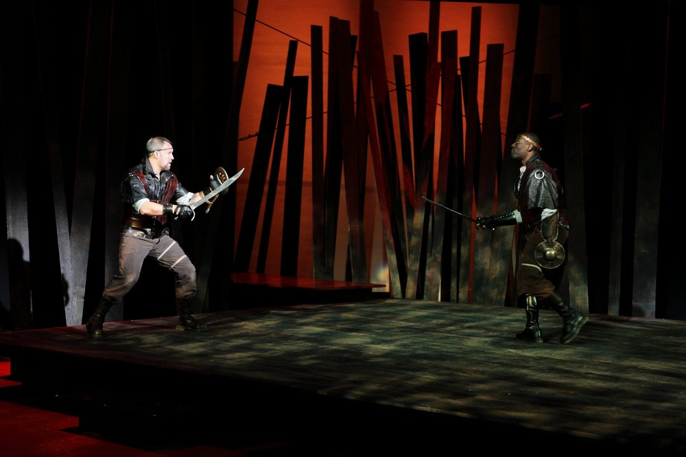 Macbeth - Repertory Theatre St. Louis