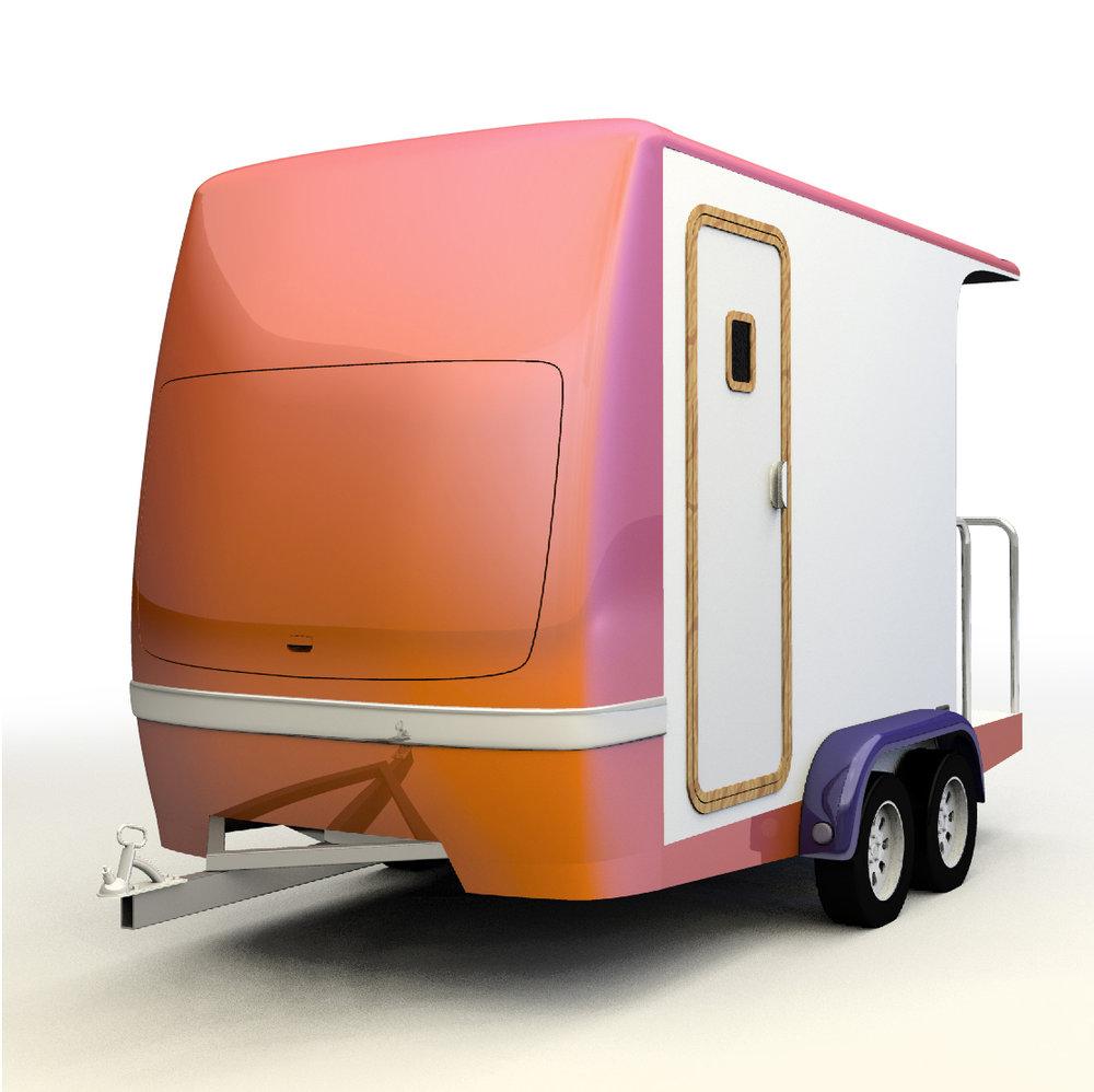 PFNEK, Mobile Sauna