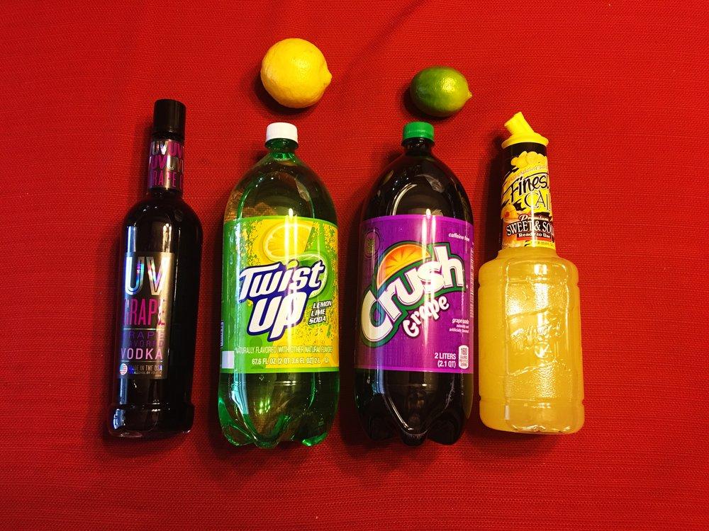 Ingredients -