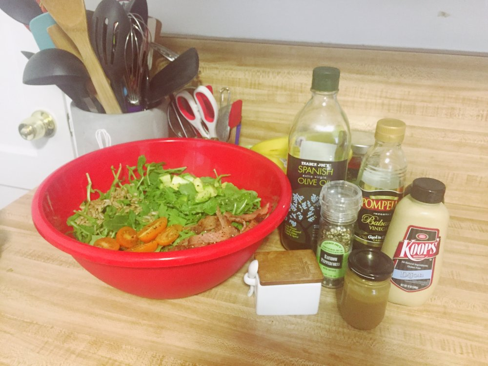 Dani's Go-To Vinaigrette - Simple & Delicious