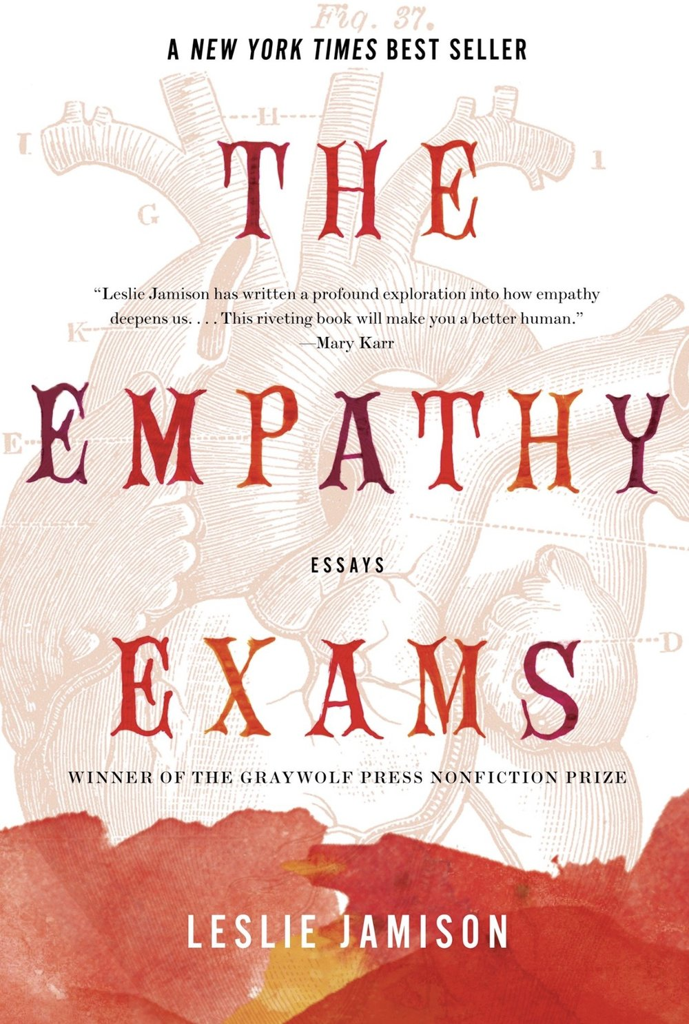 The Empathy Exams  - by Leslie Jamison