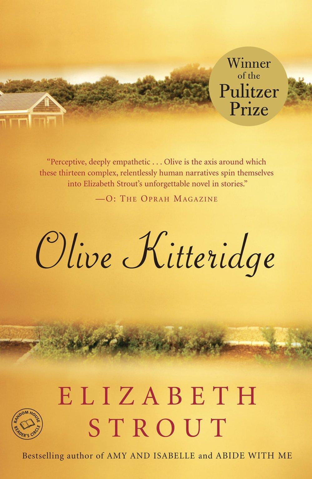 Olive Kitteridge - by Elizabeth Strout