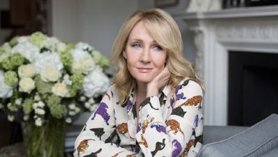 J.K. Rowling  Image © Mary McCartney 2015