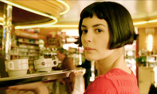 """""""I like to look for things no one else catches."""" - - Amélie"""