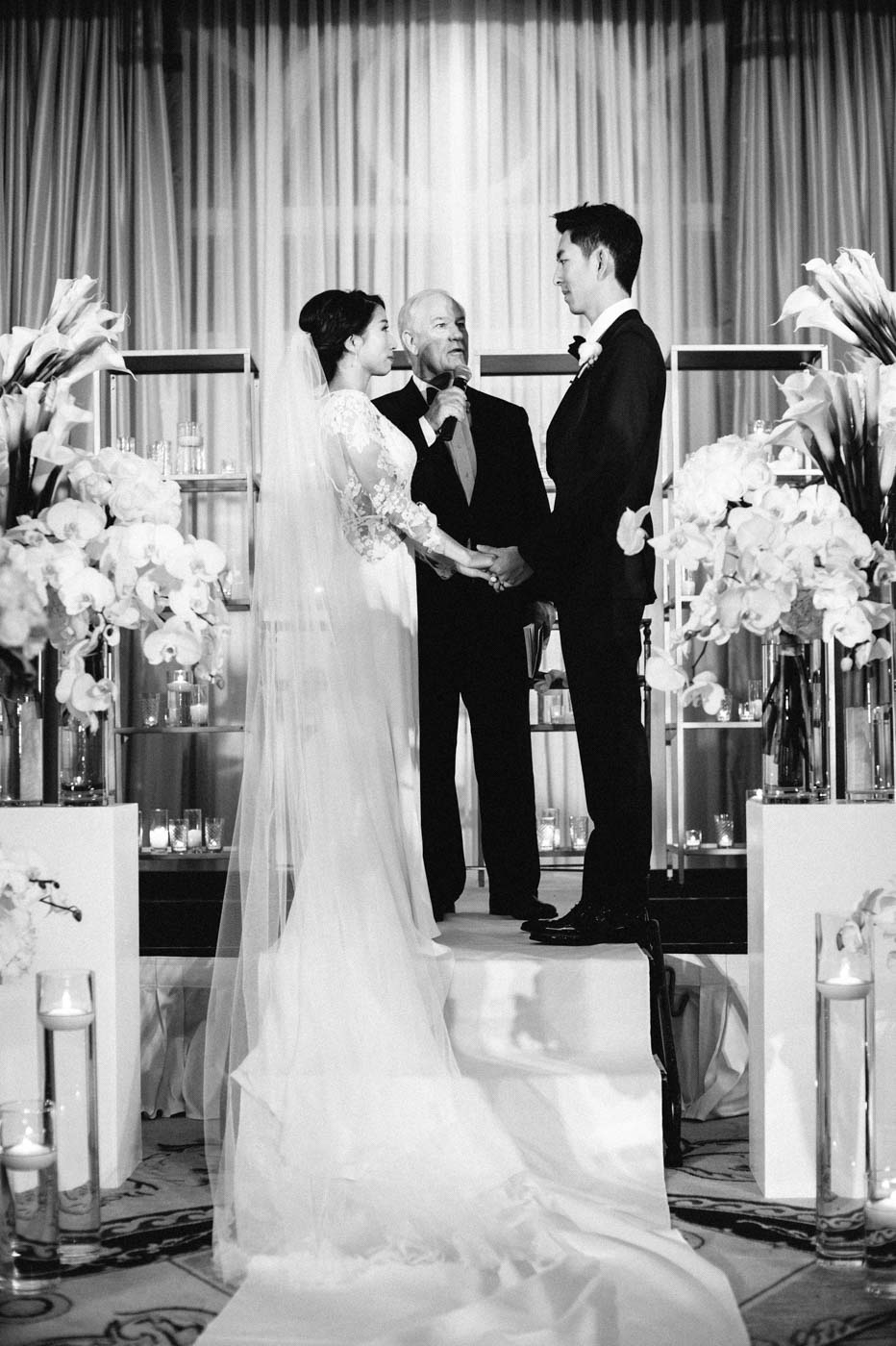 Photos of Erin and Howard's wedding at the Casa Del Mar Hotel photographed by Amy of Docuvitae in Santa Monica, CA on December 20, 2015.