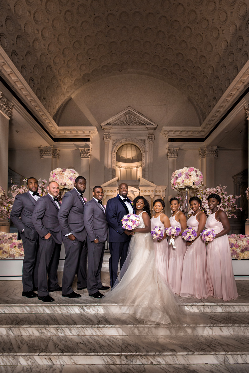 elevatedpulsepro.com | NFL Wedding Vibiana Los Angeles | Travis Daniels Photography (15).jpg
