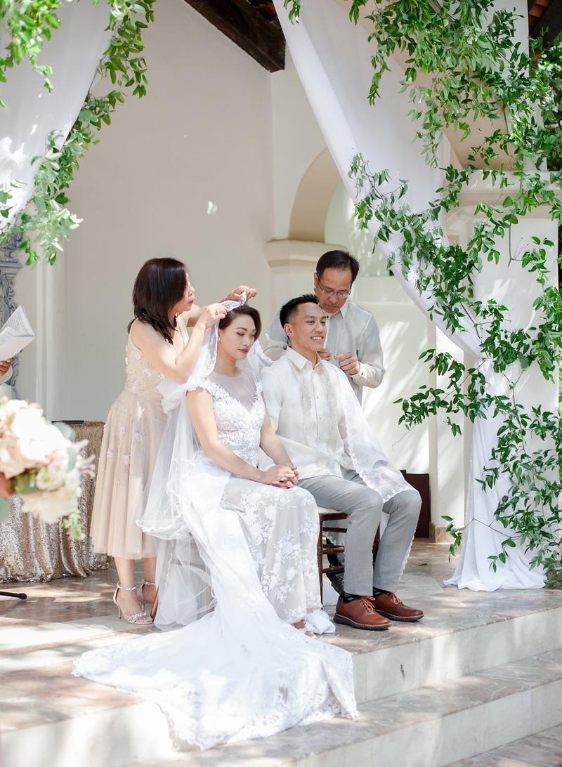 An Intimate Filipino And Thai Family Centered Wedding At Rancho Las