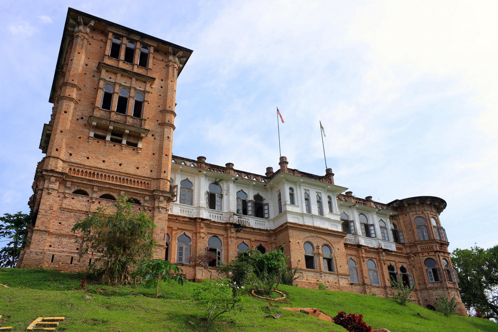 Kellie's Castle (2013)