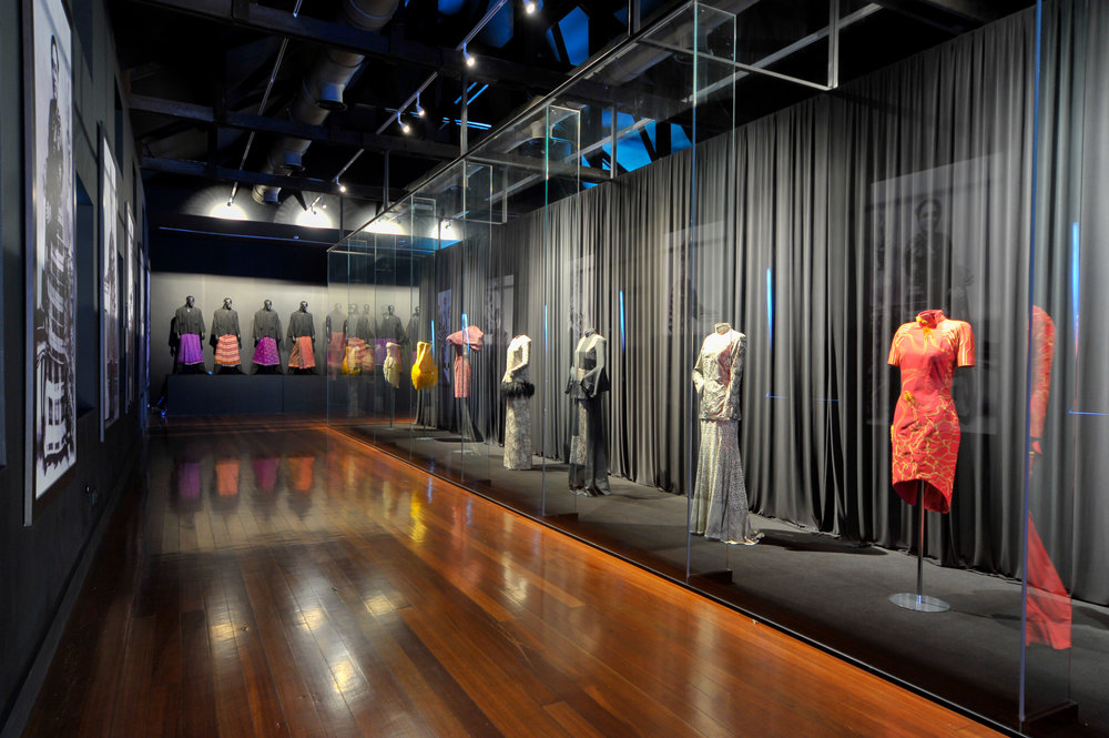 Fashion & Textiles Gallery