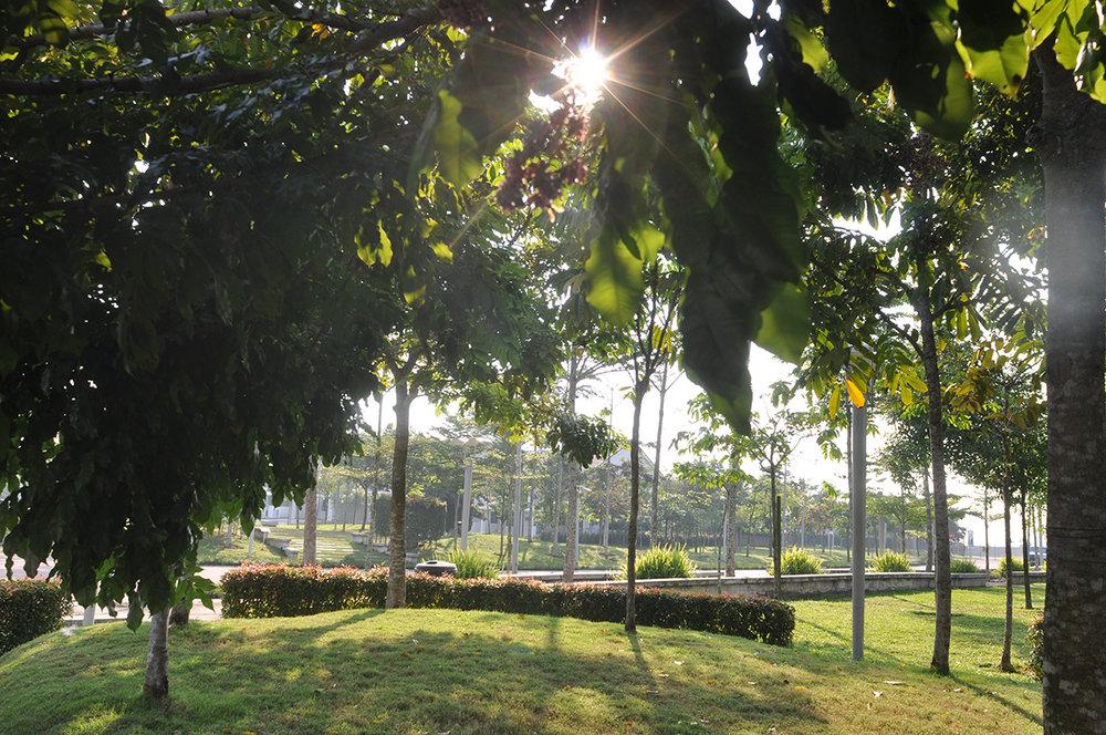 East Ledang & Anjung (2008)