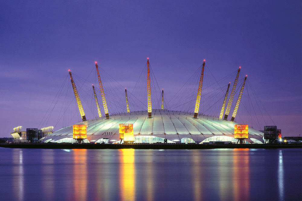 The Millennium Dome
