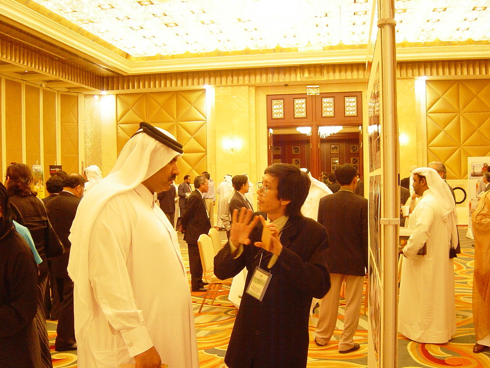 PIX_QA_Doha_William at Trade Exhibition.jpg