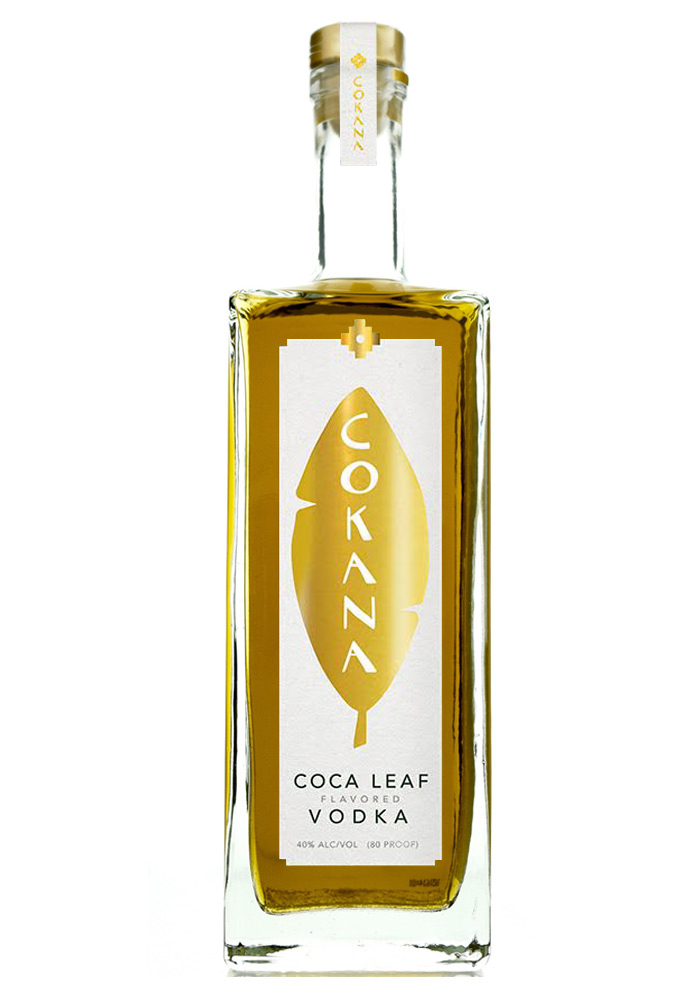 Cokana Vodka