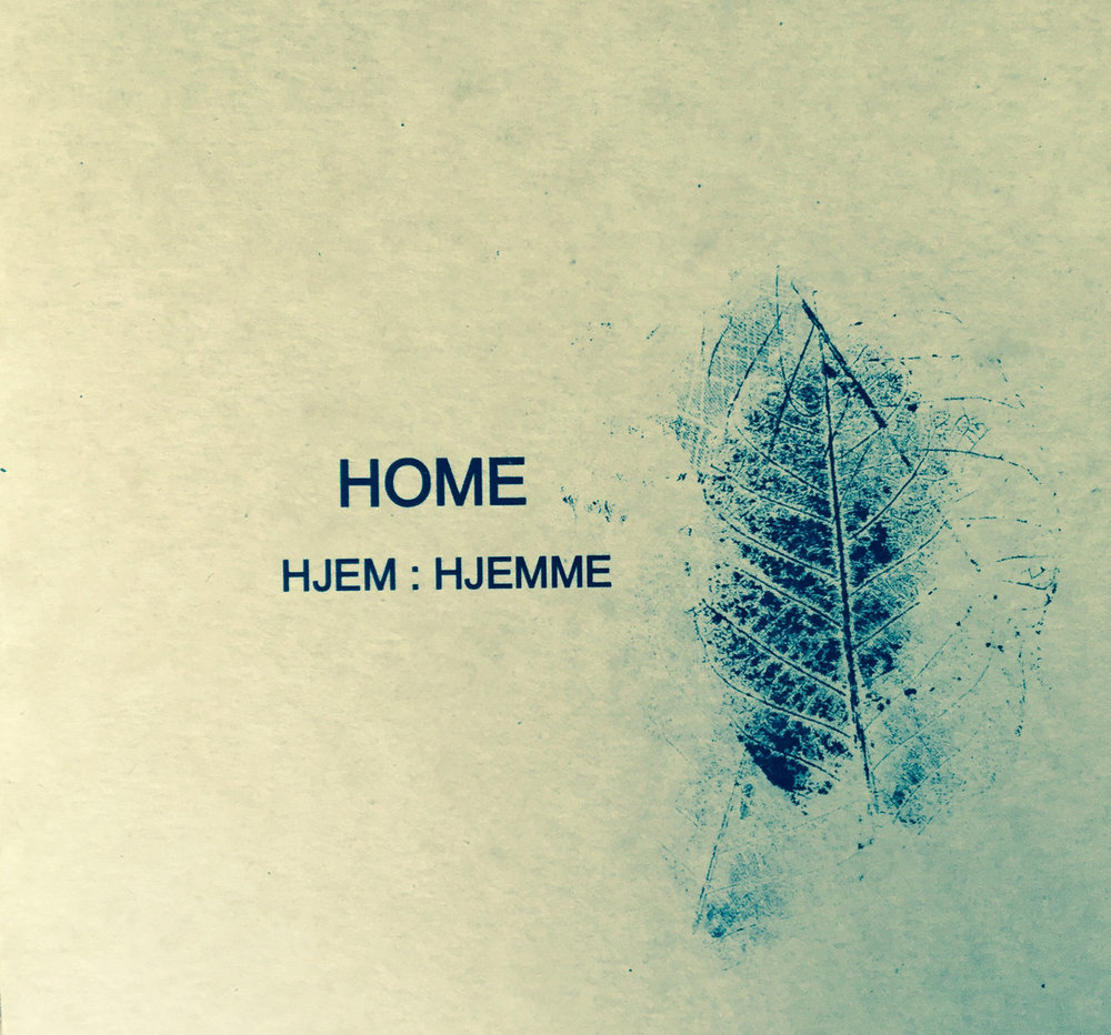 Rebecca Lloyd-Jones: HOME