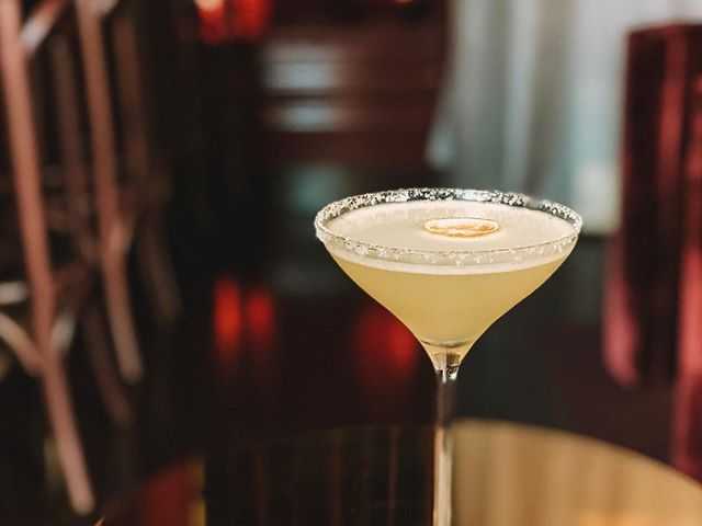 Classic Tommy's Margarita. A staple for any Tequila drinker. #parlour #ogbplacetobe #cocktails #cathedralsquare