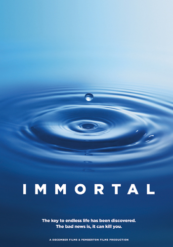 Immortal - 201052 minDocumentaryDecember Films/Pemberton Films/SBS Australia Emmy® award winning documentary Immortal shows the astonishing discovery made by a team of scientists led by Australian-born professor, Elizabeth Blackburn – the key to unlimited life – and the secret of endless youth. Deep in the DNA of a humble pond creature, Professor Blackburn co-discovered an 'immortalising' enzyme, a chemical catalyst that can keep cells young, forever. In 2009 this discovery was awarded the Nobel Prize for Medicine. But, this is no simple 'cure' for ageing. For the same enzyme that fuels endless youth, also fuels cancer. Immortal reveals the inner workings of this biological paradox and its remarkable impact on ageing, stress, disease and cancer.