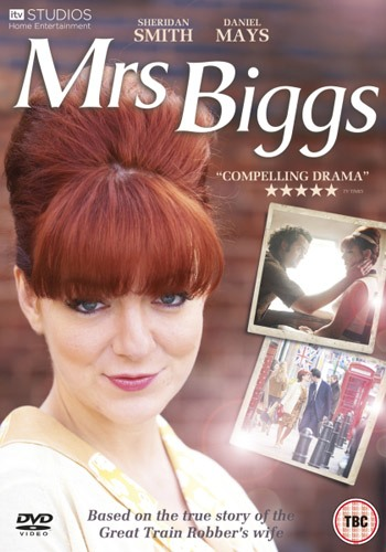 Mrs Biggs - 20125 x 60 minDrama mini seriesDecember Media/ITV StudiosMrs Biggs is the true story of the woman behind Britain's most famous villain, Great Train Robber Ronald Biggs. Over five hour-long episodes we go an astonishing journey with her, from naïve young woman to reluctant gangster's moll; from a stifling, choking life at the hands of an overbearing father, to the joy of freedom and motherhood. Mrs Biggsgives us the inside story on one of the most infamous crimes of the twentieth century; but more than anything it is a sweeping love story told across three decades and from one side of the world to the other.