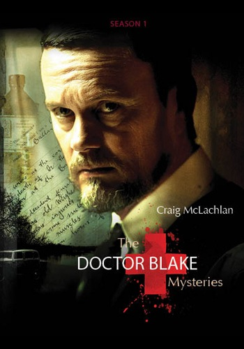 The Doctor Blake Mysteries Season One - 201210 x 60 minDrama seriesDecember Media/ABC TV AustraliaThe Dr Blake Mysteries is an original, period murder mystery series, starring one of Australia's favourite, most versatile actors Craig McLachlan as the maverick town doctor Lucien Blake – a risk-taker, he's impulsive and not afraid to upset the status quo.Set in the gothic gold rush town of Ballarat in 1959. The wealth that built its grand architecture is long gone – but not the mysteries, murder and deceit that linger beneath the surface of its faded glory.