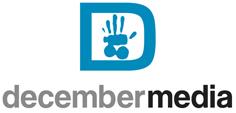 December Media Logo