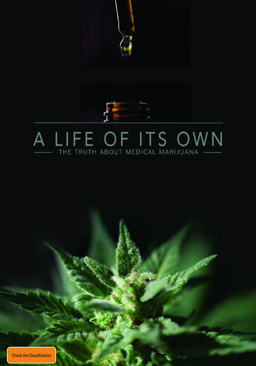 A Life of its Own - 201681 minDocumentaryHelen KapalosAward-winning journalist, Helen Kapalos, takes the audience on a wide-ranging voyage of discovery about medicinal cannabis, addressing the complex issues facing its use. The film was inspired during the making of a network news TV story which detailed a young man's difficult decision to use cannabis for his terminal illness and to ease the debilitating nausea he experienced following chemotherapy – made all the more poignant because the young man's father served for decades as a drug-squad police chief. In the weeks after the story was aired thousands of people came forward speaking of their own experience with medicinal cannabis. The story had unwittingly unearthed a silent majority - personal stories of patients suffering a range of illnesses, from intractable epilepsy to rare genetic diseases.
