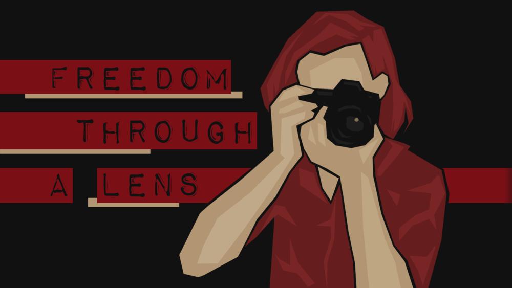 Freedom Through A Lens - Studio 3 - Resist Jam (Game Jam)