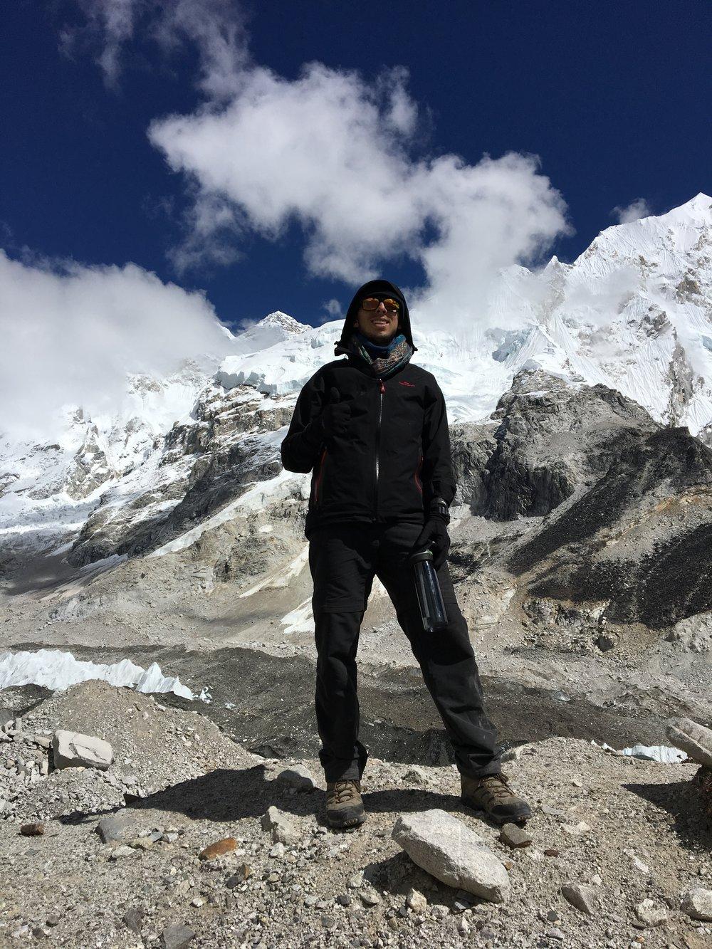 Gorakshep - Himalayas (2017)