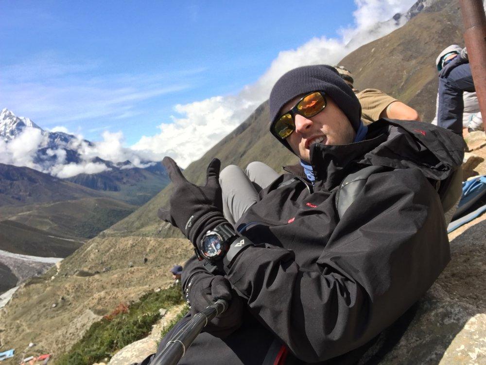 Hanging Out - Himalayas (2017)