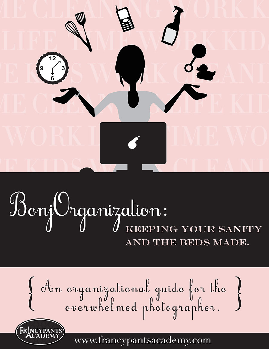 An organizational guide for the overwhelmed working mom
