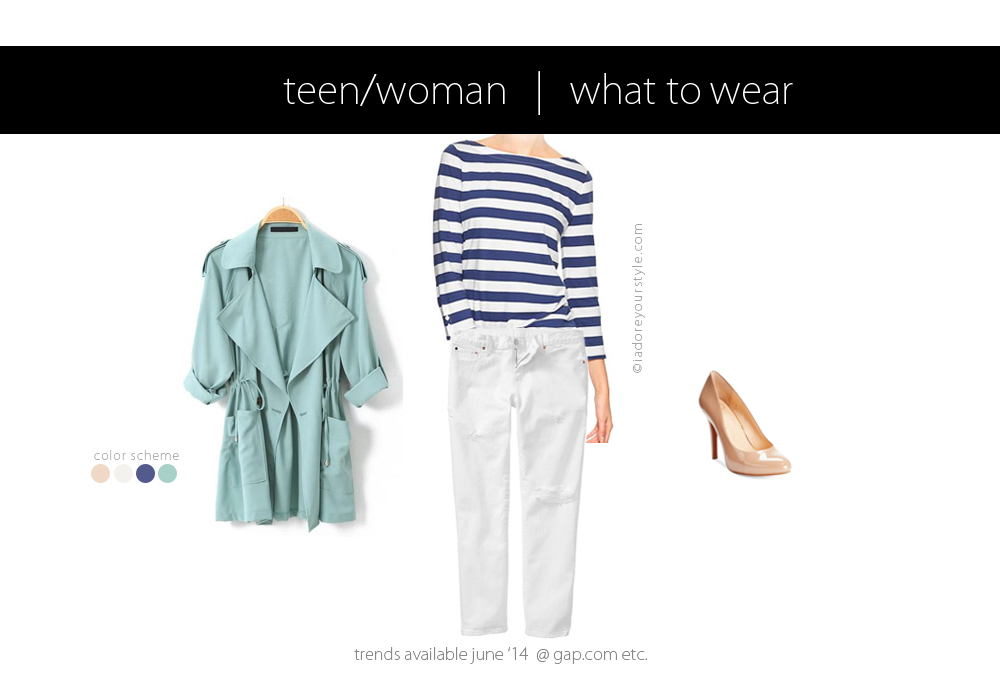June 2014 What To Wear 2