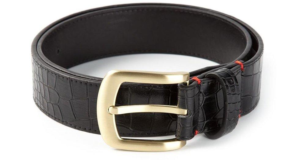 Stussy Croc Belt - Design Tech Pack