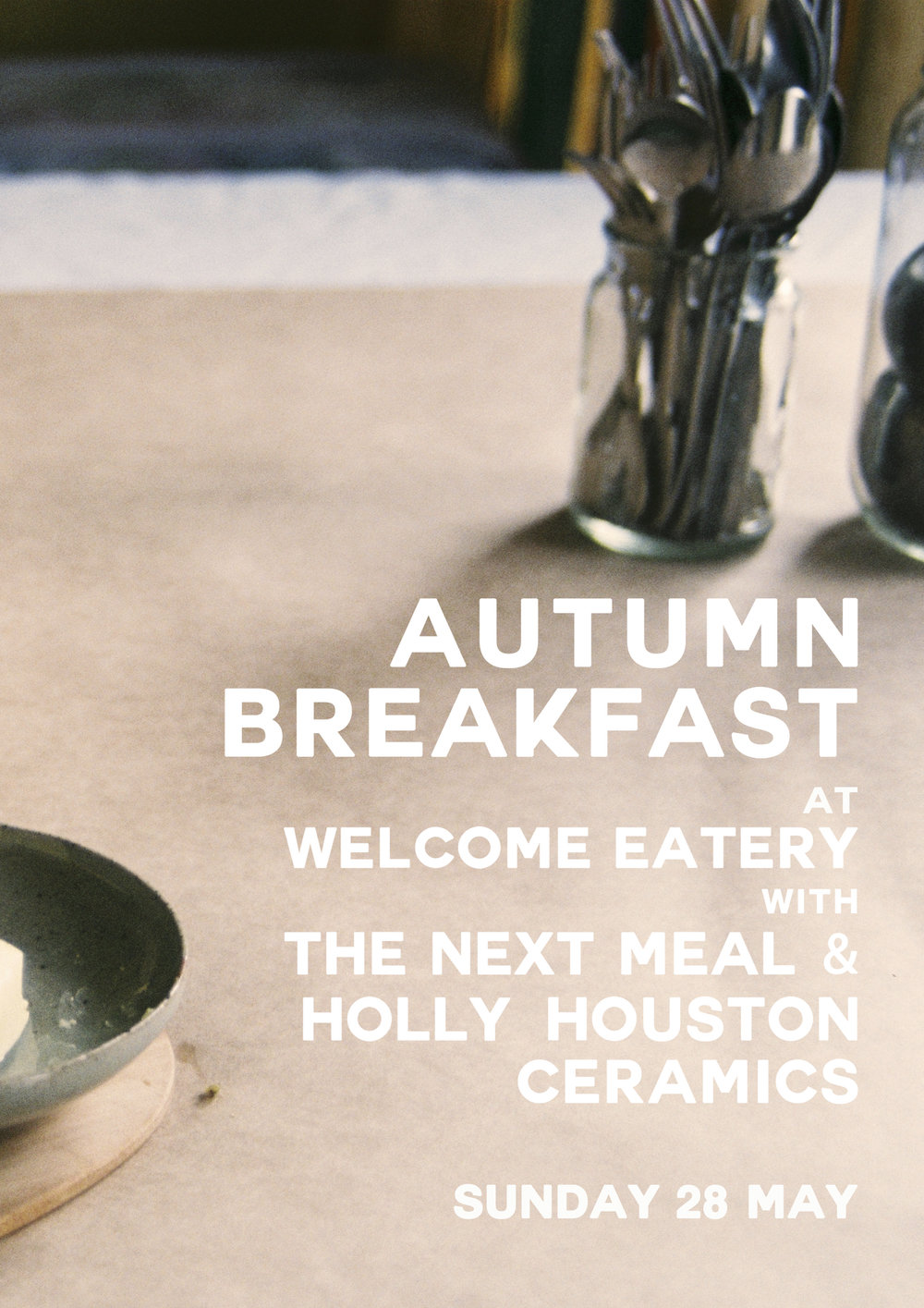 An Autumn Breakfast - coming soon!