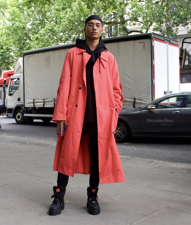 Street Style London Fashion Week Mens Ss18 From The Streets
